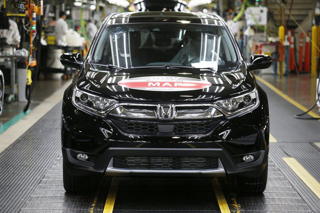 Rộ tin đồn Honda CR-V 2020 lắp ráp tại Việt Nam, tăng sức áp đảo Mazda CX-5 - Ảnh 1.