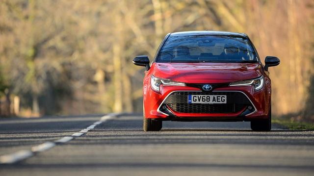 Toyota Corolla sẽ có bản hiệu suất cao, dùng động cơ tăng táp, đối đầu Honda Civic Type R