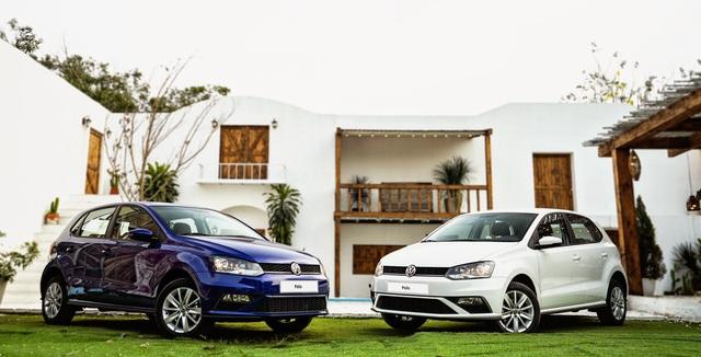 VW Polo 2020 ra mắt tại Việt Nam với một số cải tiến đấu Toyota Yaris và Honda Jazz - Ảnh 4.