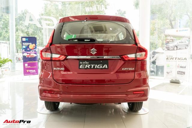 Chi tiết Suzuki Ertiga 2020 tại đại lý - Xe 7 chỗ rẻ nhất Việt Nam thêm trang bị cạnh tranh Xpander - Ảnh 8.
