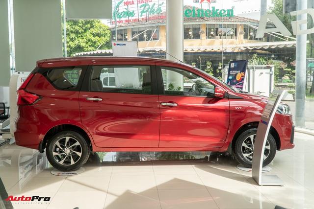 Chi tiết Suzuki Ertiga 2020 tại đại lý - Xe 7 chỗ rẻ nhất Việt Nam thêm trang bị cạnh tranh Xpander - Ảnh 7.