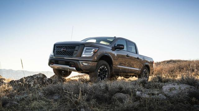 """Nissan muốn làm siêu bán tải """"cân kèo"""" với Ford F-150 Raptor"""