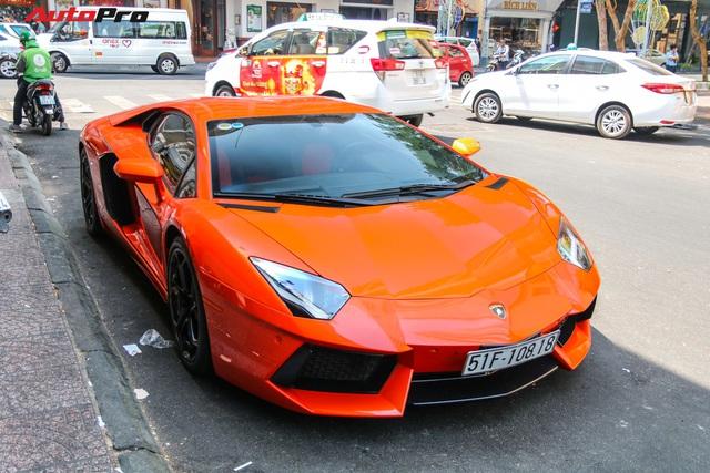 Lamborghini Aventador nổi tiếng của đại gia ngành y tế, từng qua tay Minh nhựa và đóng MV với Tuấn Hưng tái xuất sau thời gian dài nằm garage - Ảnh 1.