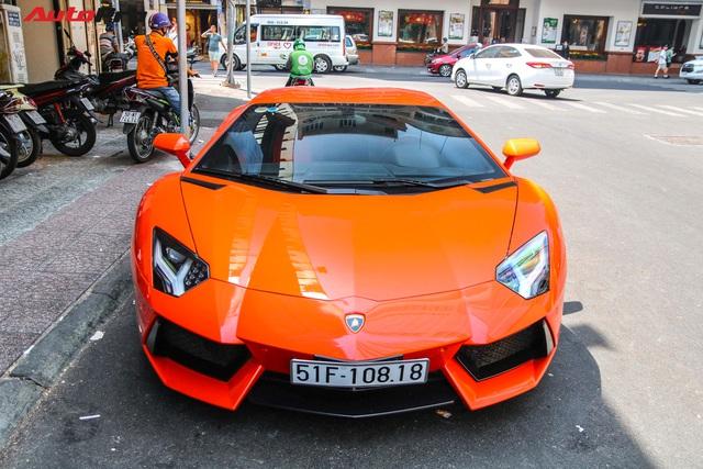 Lamborghini Aventador nổi tiếng của đại gia ngành y tế, từng qua tay Minh nhựa và đóng MV với Tuấn Hưng tái xuất sau thời gian dài nằm garage - Ảnh 4.