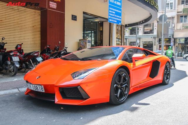 Lamborghini Aventador nổi tiếng của đại gia ngành y tế, từng qua tay Minh nhựa và đóng MV với Tuấn Hưng tái xuất sau thời gian dài nằm garage - Ảnh 3.