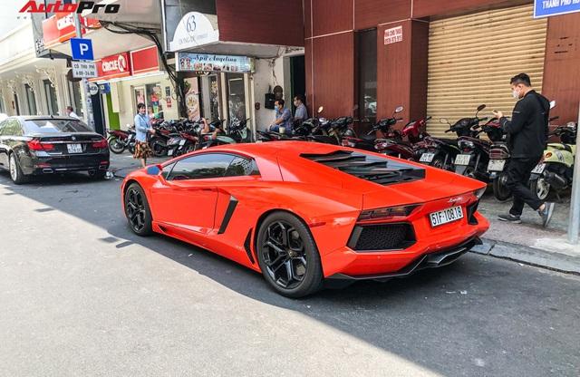 Lamborghini Aventador nổi tiếng của đại gia ngành y tế, từng qua tay Minh nhựa và đóng MV với Tuấn Hưng tái xuất sau thời gian dài nằm garage - Ảnh 6.