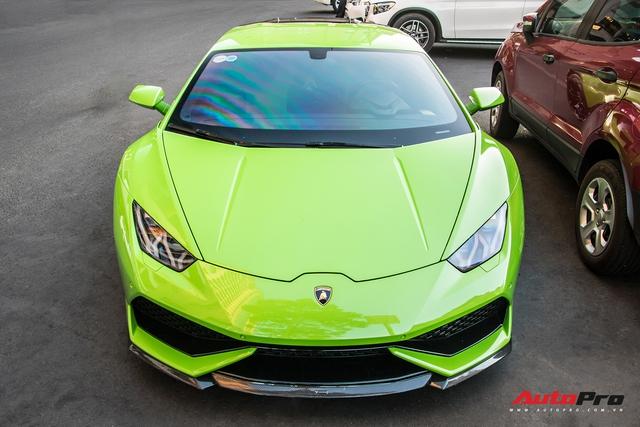 Đỉnh cao của độ xe là về zin, Lamborghini Huracan từng của đại gia Nam Định trở về màu nguyên bản - Ảnh 6.