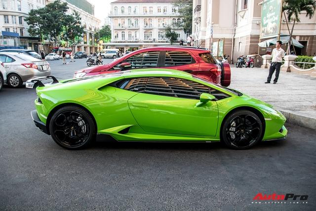 Đỉnh cao của độ xe là về zin, Lamborghini Huracan từng của đại gia Nam Định trở về màu nguyên bản - Ảnh 2.