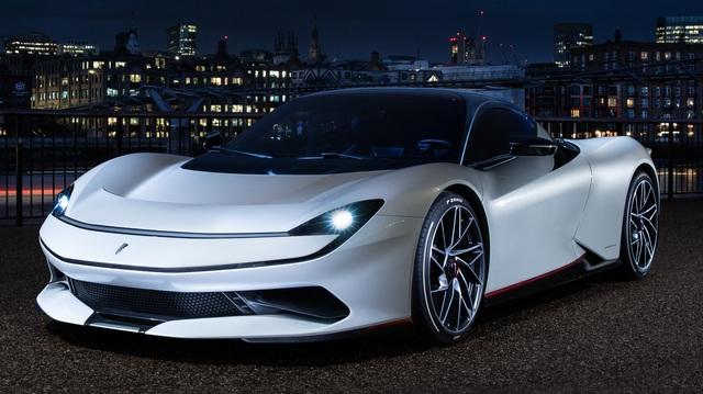 Siêu xe của hãng thiết kế cho VinFast chốt lịch ra mắt ngay tháng sau