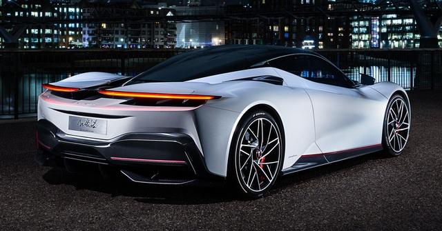 Siêu xe của hãng thiết kế cho VinFast chốt lịch ra mắt ngay tháng sau - Ảnh 2.