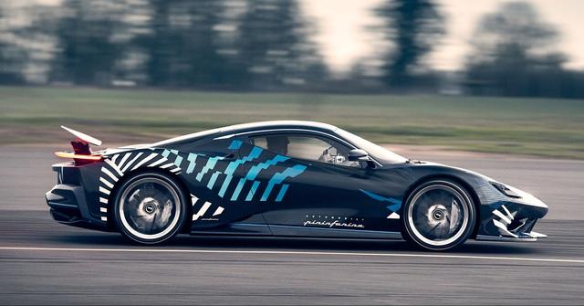 Siêu xe của hãng thiết kế cho VinFast chốt lịch ra mắt ngay tháng sau - Ảnh 1.