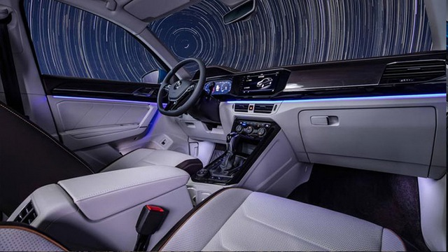 Mercedes-Benz GLC Coupe gặp đối thủ đáng gờm với hệ khung gầm được chia sẻ từ Audi Q3 - Ảnh 4.