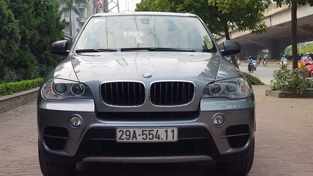 Bán BMW X5 độc nhất Hà Nội lỗ 3,5 tỷ đồng, chủ xe 'dặn' người mua: 'Không yêu đừng nói lời cay đắng' - Ảnh 1.