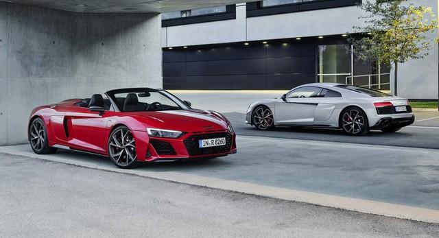 Audi R8 đời mới hé lộ thông tin hot, có quyết định như Lamborghini Huracan - Ảnh 1.