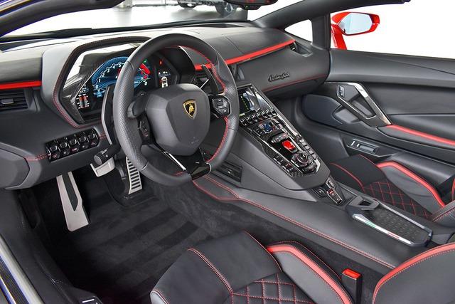 Rộ tin Lamborghini Aventador S Roadster đầu tiên về Việt Nam: Màu tương phản với xe đại gia Hoàng Kim Khánh, mui có thể tháo rời - Ảnh 3.
