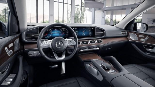 Hé lộ trang bị Mercedes-Benz GLS 2020 sắp ra mắt tại Việt Nam, giá dự kiến 4,9 tỷ đồng rẻ hơn gần một nửa Lexus LX 570 - Ảnh 4.