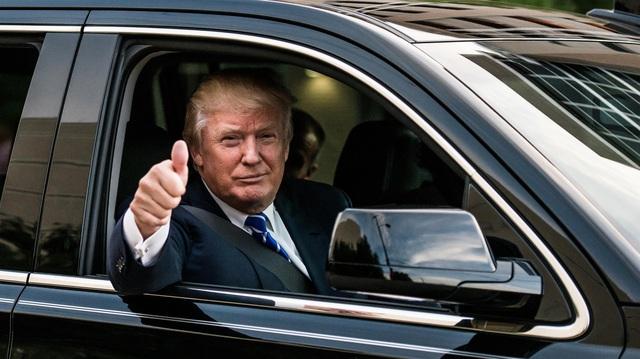 Donald Trump muốn đưa Quái Thú The Beast lên đường đua - Tổng thống Mỹ đầu tiên làm chuyện này