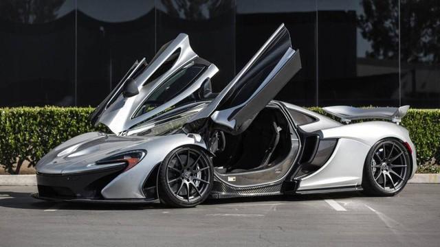Những kiểu cửa ô tô đặc biệt chỉ thấy trên siêu xe và xe siêu sang - Ảnh 3.