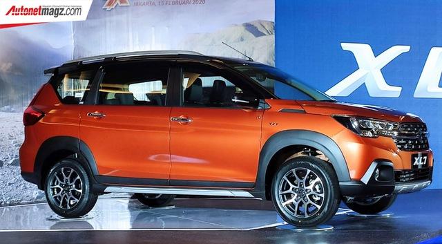 Ra mắt Suzuki XL7 - SUV của Ertiga đấu vua doanh số Xpander - Ảnh 3.