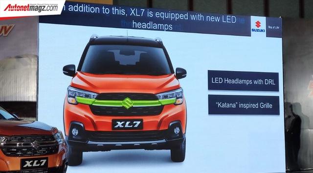 Ra mắt Suzuki XL7 - SUV của Ertiga đấu vua doanh số Xpander - Ảnh 6.