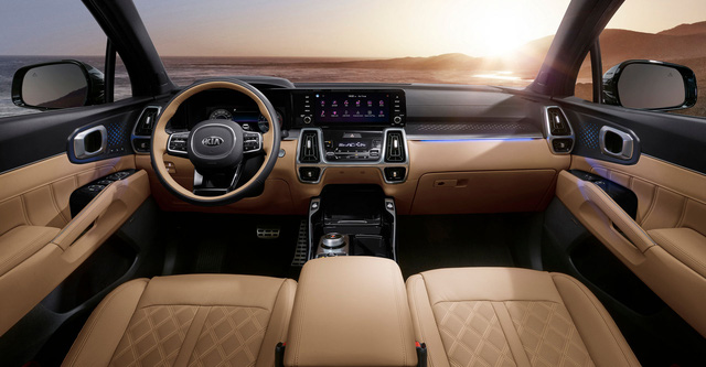 Kia Sorento 2020 lần đầu hé mở thông số kỹ thuật: Có tuỳ chọn 6 chỗ và hệ thống an toàn chưa bao giờ xuất hiện - Ảnh 2.