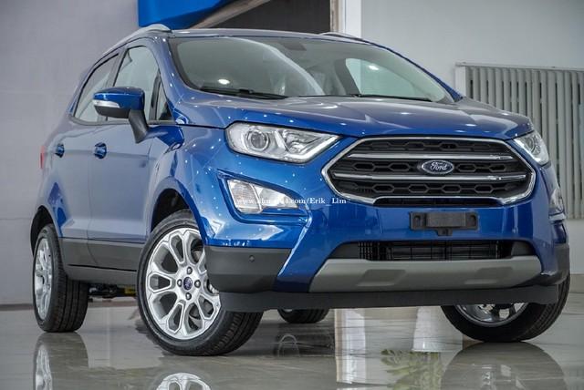 Lộ tính năng 'đắt giá' trên Ford EcoSport 2020 sắp ra mắt tại Việt Nam - Quyết hơn thua với Hyundai Kona và Honda HR-V - Ảnh 4.