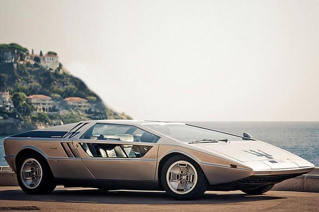 5 concept Maserati ấn tượng nhất lịch sử: 1 cái tên gắn liền với hãng thiết kế cho VinFast - Ảnh 1.