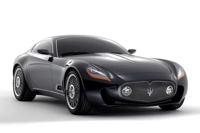 5 concept Maserati ấn tượng nhất lịch sử: 1 cái tên gắn liền với hãng thiết kế cho VinFast - Ảnh 3.