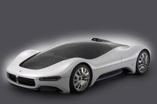 5 concept Maserati ấn tượng nhất lịch sử: 1 cái tên gắn liền với hãng thiết kế cho VinFast - Ảnh 5.