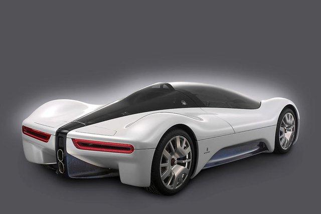 5 concept Maserati ấn tượng nhất lịch sử: 1 cái tên gắn liền với hãng thiết kế cho VinFast - Ảnh 6.