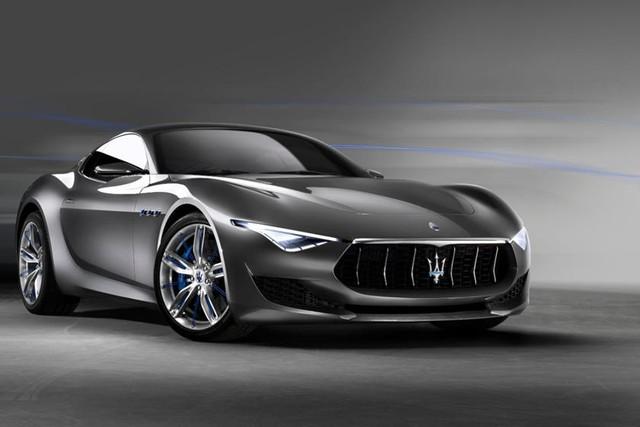5 concept Maserati ấn tượng nhất lịch sử: 1 cái tên gắn liền với hãng thiết kế cho VinFast - Ảnh 7.