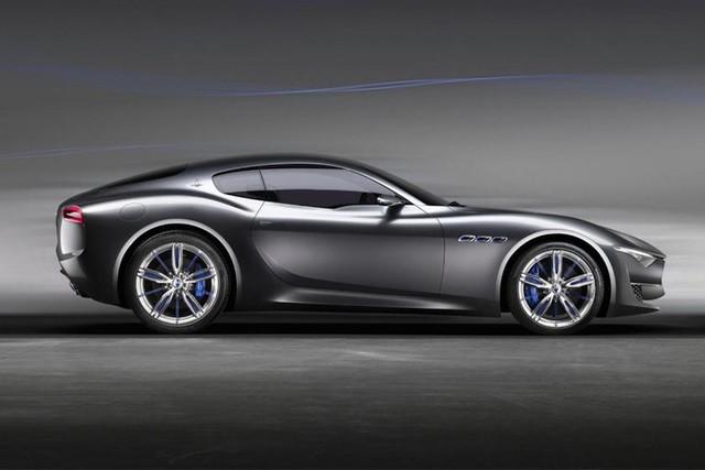 5 concept Maserati ấn tượng nhất lịch sử: 1 cái tên gắn liền với hãng thiết kế cho VinFast - Ảnh 8.