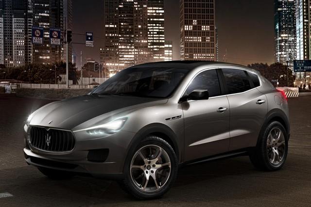 5 concept Maserati ấn tượng nhất lịch sử: 1 cái tên gắn liền với hãng thiết kế cho VinFast - Ảnh 9.