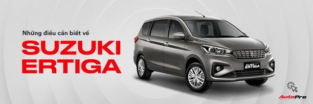 Suzuki Ertiga 2020 đã về đại lý: Giá từ 499 triệu đồng, thêm trang bị nhằm đối đầu Xpander - Ảnh 5.