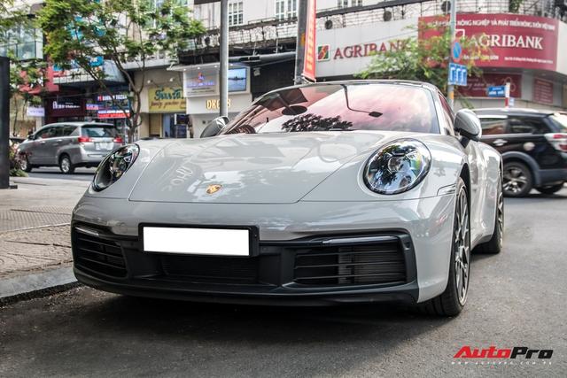 Mua Porsche 911 giống Cường Đô-la, đại gia Sài Gòn đặt màu sơn lạ mắt để tránh đụng hàng - Ảnh 3.