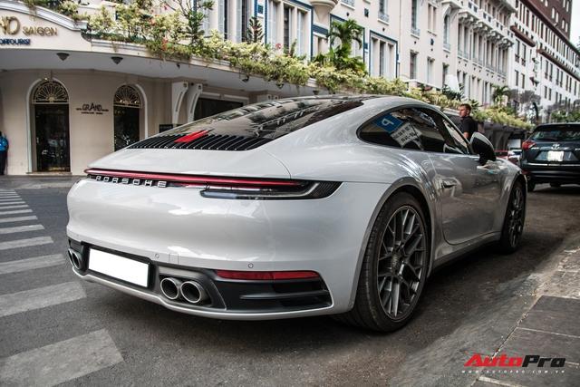 Mua Porsche 911 giống Cường Đô-la, đại gia Sài Gòn đặt màu sơn lạ mắt để tránh đụng hàng - Ảnh 7.
