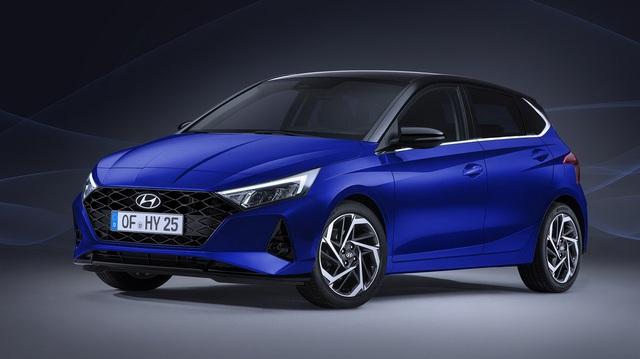 Lộ ảnh Hyundai i20 2020 đẹp mê hồn, đe dọa Toyota Yaris