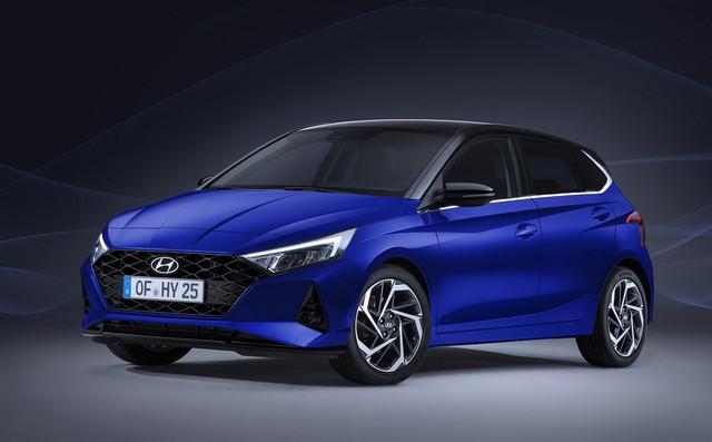 Công bố hàng loạt thông số Hyundai i20 mới - Áp lực lên Toyota Yaris - Ảnh 2.