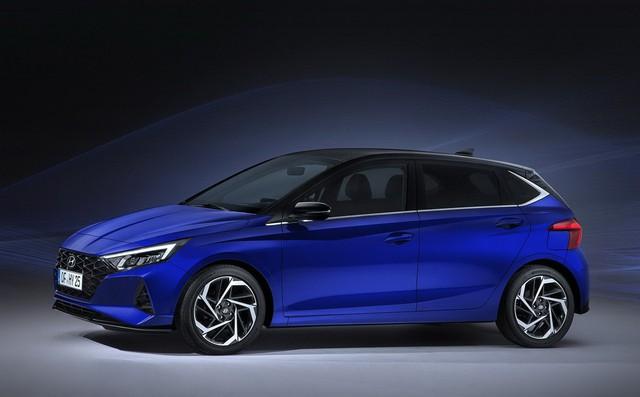 Hyundai i20 hoàn toàn mới khoe trọn nội thất - Khi xe Hàn đã chơi option còn thực dụng - Ảnh 6.