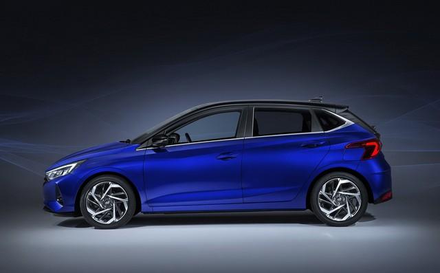 Công bố hàng loạt thông số Hyundai i20 mới - Áp lực lên Toyota Yaris - Ảnh 1.