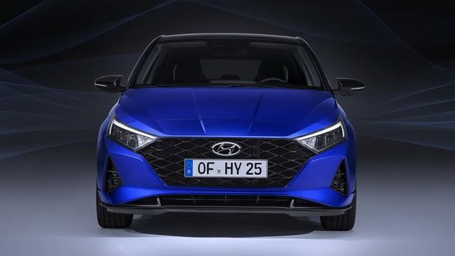 Công bố hàng loạt thông số Hyundai i20 mới - Áp lực lên Toyota Yaris