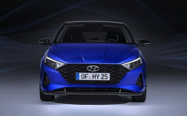 Lộ ảnh Hyundai i20 2020 đẹp mê hồn, đe dọa Toyota Yaris - Ảnh 1.