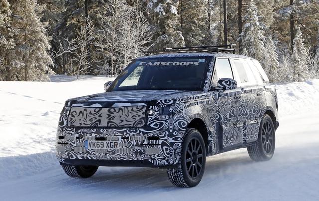 Range Rover Sport đời mới lần đầu lộ diện với 1 chi tiết cho thấy động cơ không hề tầm thường - Ảnh 4.