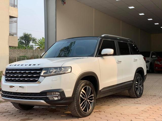 Bán SUV Trung Quốc BAIC Q7 sau 30.000 km, chủ xe vẫn tự tin: Mới tương đương xe trong hãng - Ảnh 2.