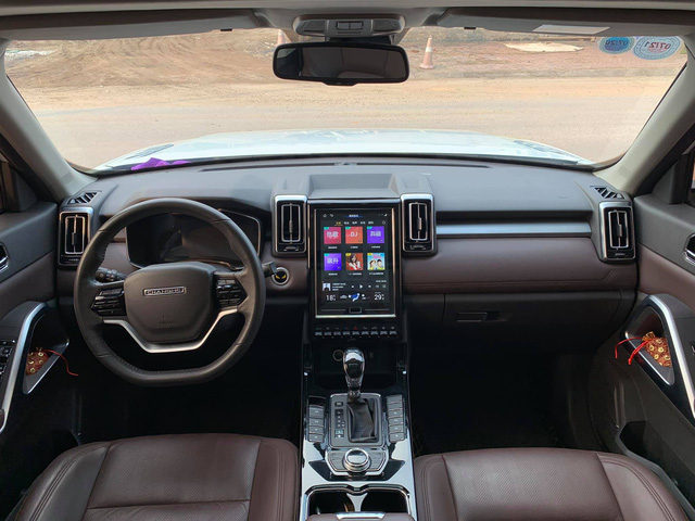 Bán SUV Trung Quốc BAIC Q7 sau 30.000 km, chủ xe vẫn tự tin: Mới tương đương xe trong hãng - Ảnh 3.