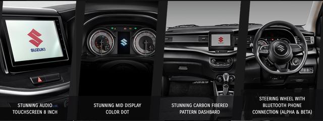 Suzuki XL7 tung ảnh full chi tiết: MPV sắp bán tại Việt Nam đấu Xpander, giá dự kiến 580 triệu đồng - Ảnh 9.