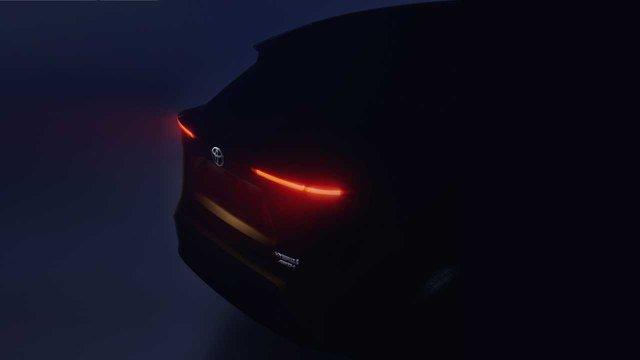 Toyota hé lộ SUV hoàn toàn mới, đối đầu Honda HR-V - Ảnh 1.