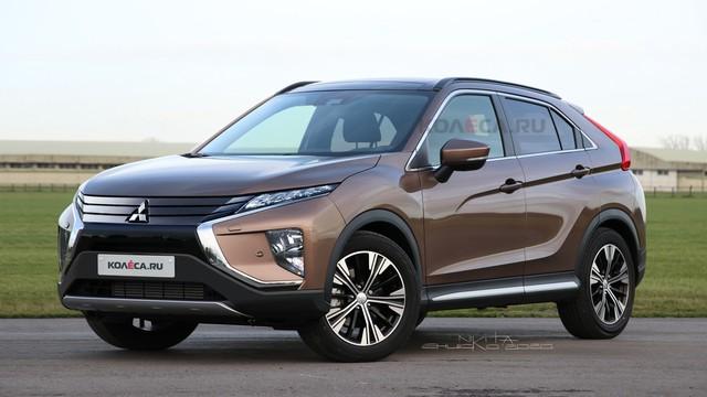 Mitsubishi chốt thời điểm ra mắt Outlander thế hệ mới: Đối thủ sừng sỏ của Honda CR-V và Mazda CX-5 - Ảnh 2.