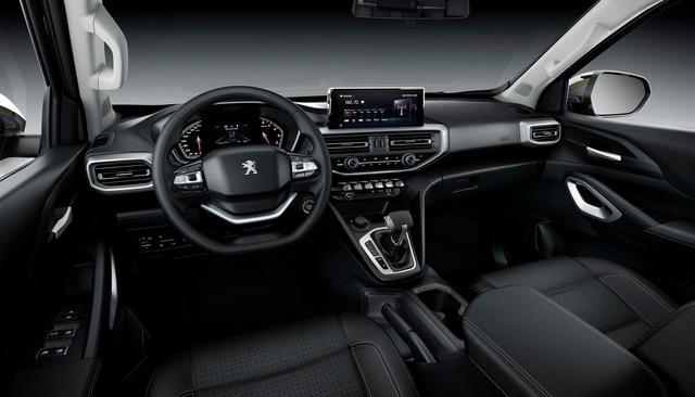Ra mắt Peugeot Landtrek - Bán tải 6 chỗ đối đầu Ford Ranger - Ảnh 6.