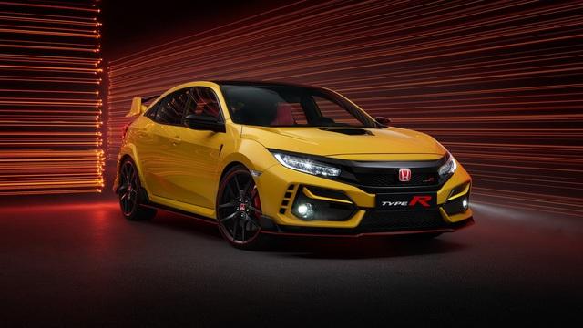 Honda Civic Type R dồn dập ra mắt các phiên bản đặc biệt, gây mê đắm giới mộ điệu